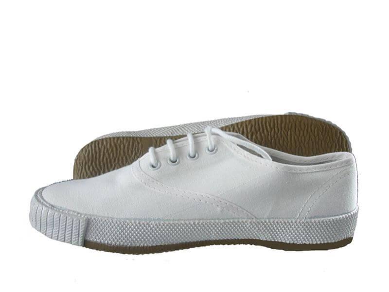White Lace Plimpsolls