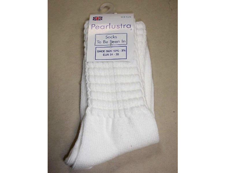 Pearlustra Irish Dancing Socks